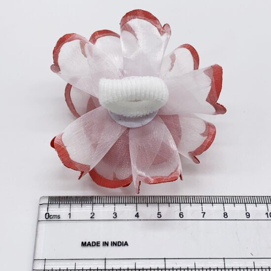 Бант роза Б-0061 уп.