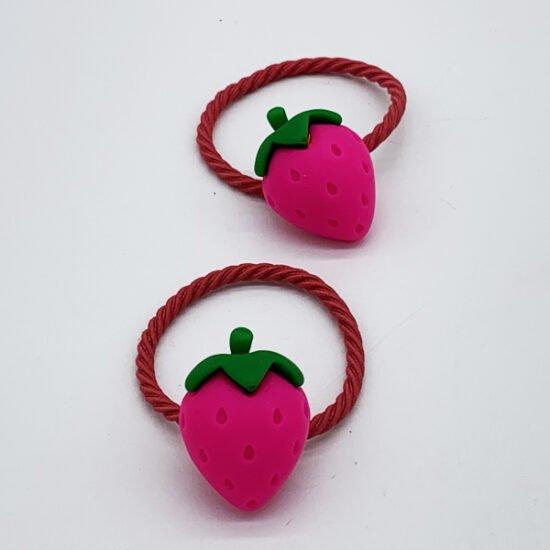 Детская резинка фрукты R-147 уп.