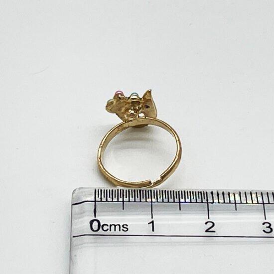 Детские кольца В-1354.