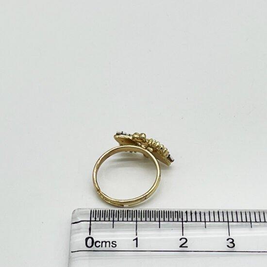 Детские кольца В-1356.