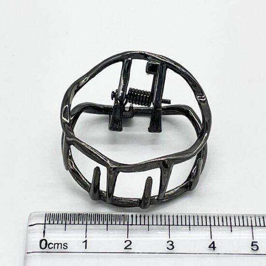 Заколка краб металл АР-013.