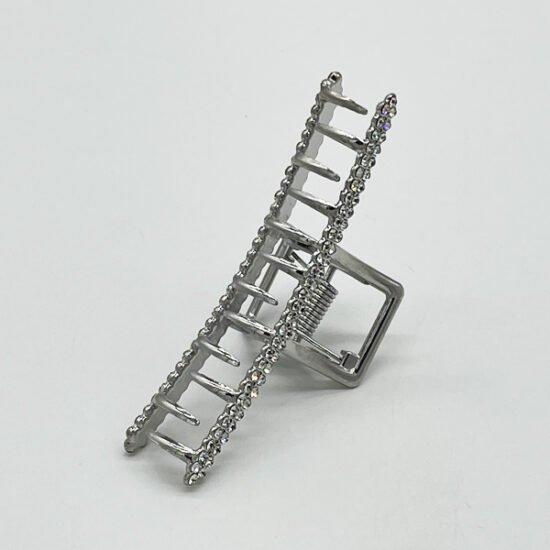 Заколка краб металл АР-014 уп.-1шт.