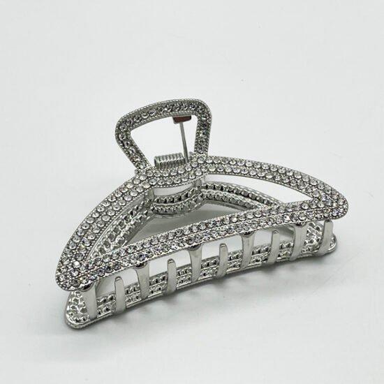 Заколка краб металл АР-017а уп.-1шт. - купить в интернет-магазине Viva-Zakolki