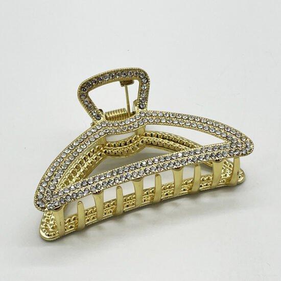 Заколка краб металл АР-017 уп.-1шт. - купить в интернет-магазине Viva-Zakolki