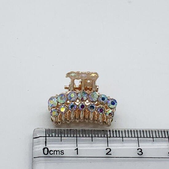 Заколка краб металл BA-1644.