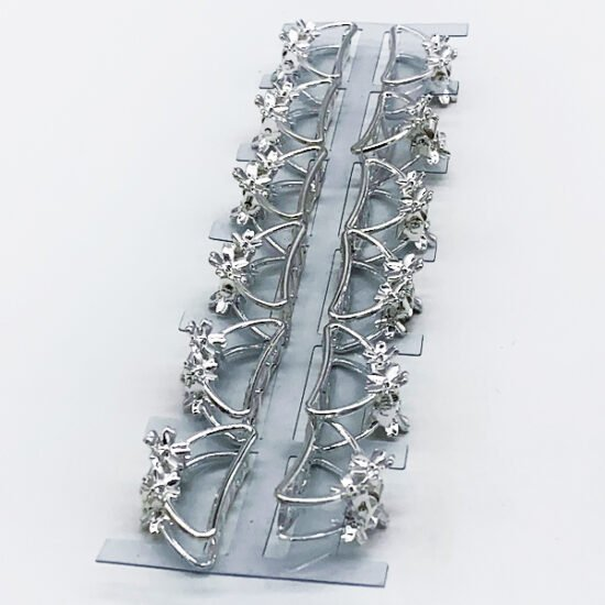 Заколка краб металл KR-4г.