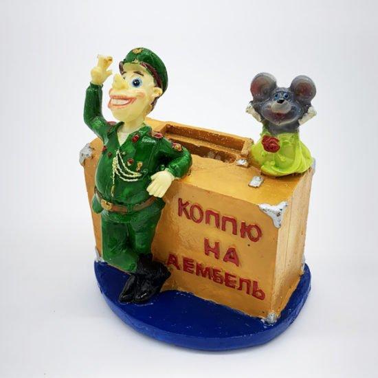 Керамика копилка КР-028 уп.-1шт. - купить в интернет-магазине Viva-Zakolki
