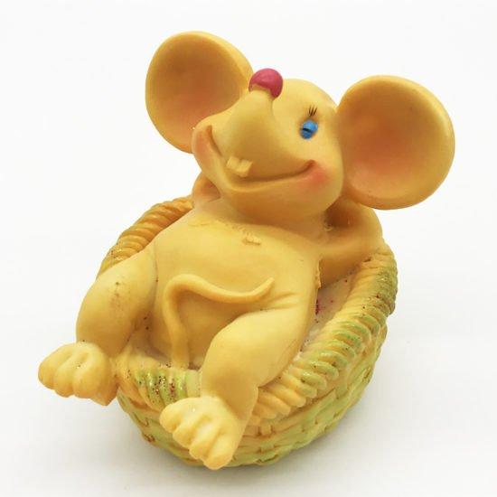 Керамика копилка крыса КР-019а уп.-1шт. - купить в интернет-магазине Viva-Zakolki