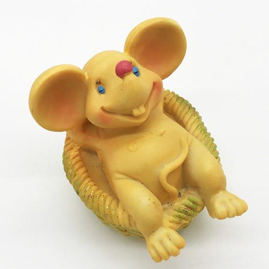 Керамика копилка крыса КР-019а уп.