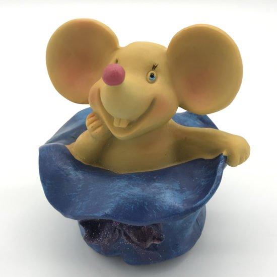 Керамика копилка крыса КР-019 уп.-1шт.-1.30.
