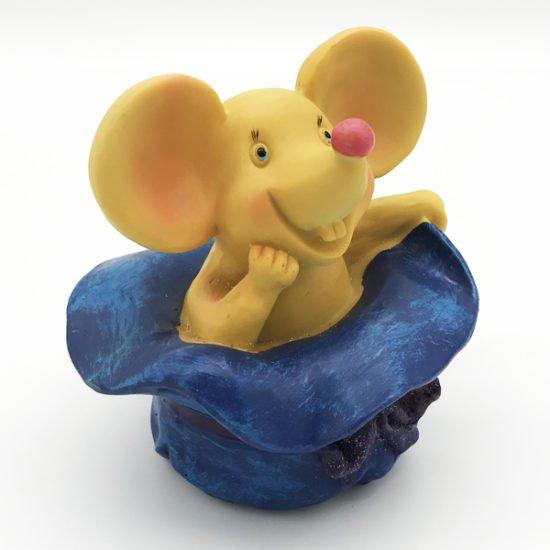 Керамика копилка крыса КР-019 уп.-1шт. - купить в интернет-магазине Viva-Zakolki