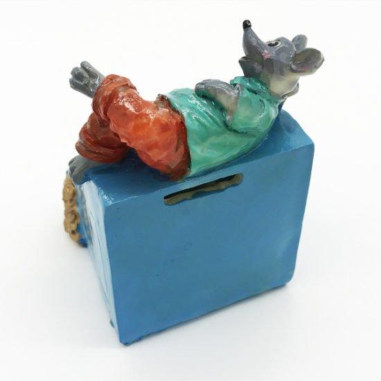 Керамика копилка крыса КР-023 уп.-1шт.