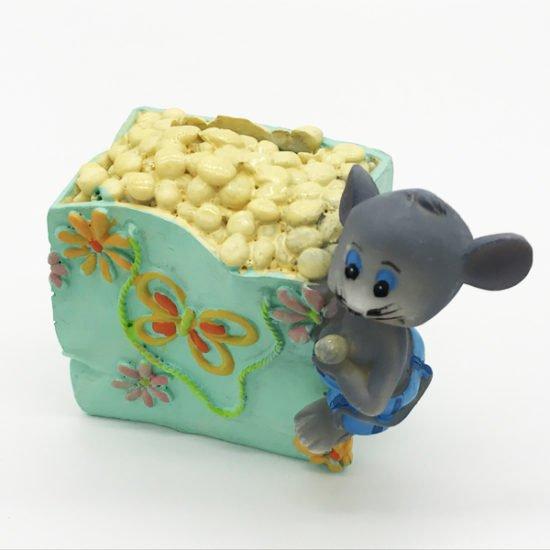 Керамика копилка крыса КР-024 уп.-1шт. - купить в интернет-магазине Viva-Zakolki