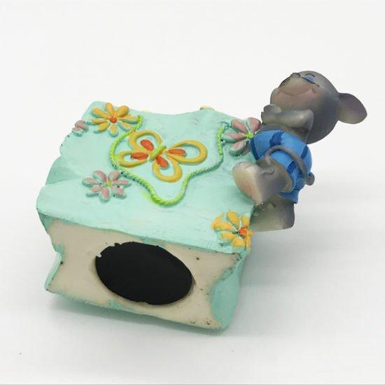 Керамика копилка крыса КР-024 уп.