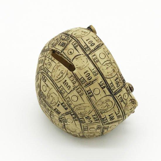 Керамика копилка крысы КР-011а уп.-1шт.