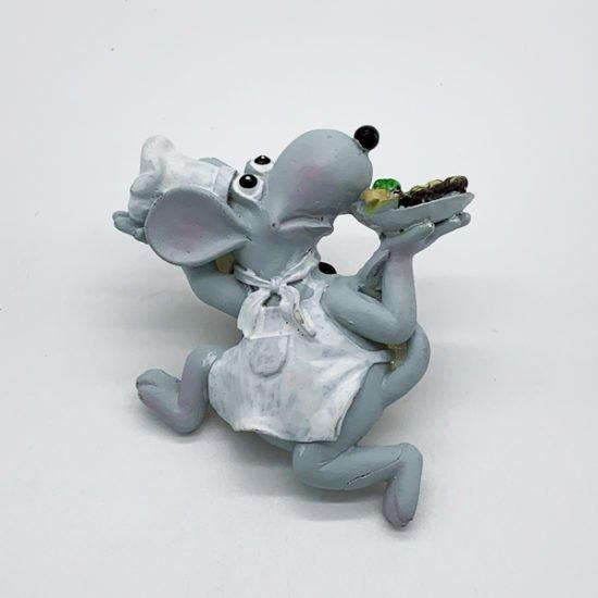 Керамика магнит крысы КР-021а уп.-12шт. - купить в интернет-магазине Viva-Zakolki