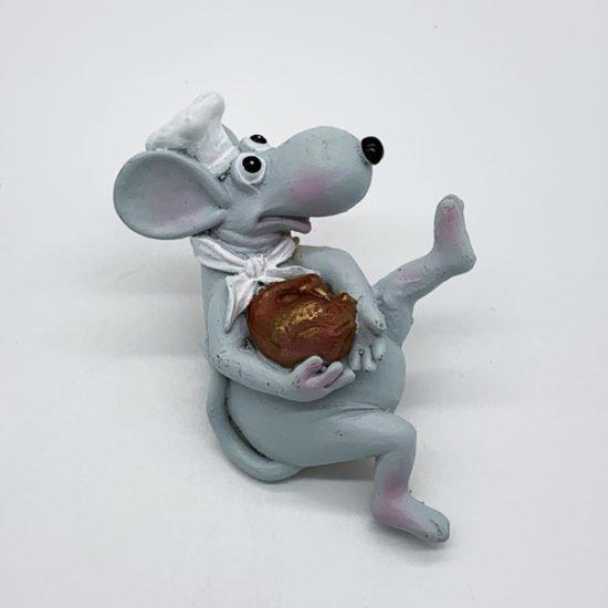 Керамика магнит крысы КР-021а уп.
