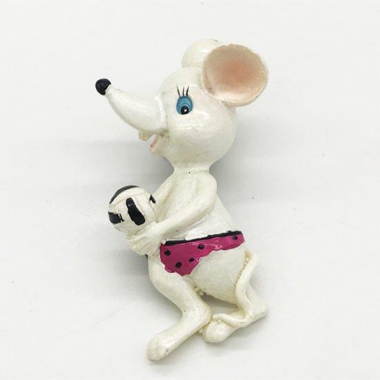 Керамика магнит крысы КР-021 уп.-10шт.