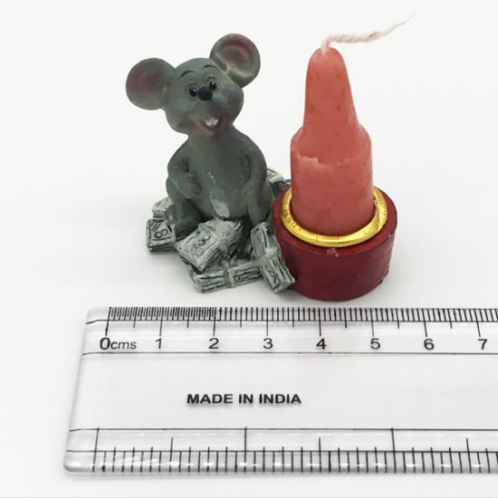 Керамика подсвечник крысы КР-002.