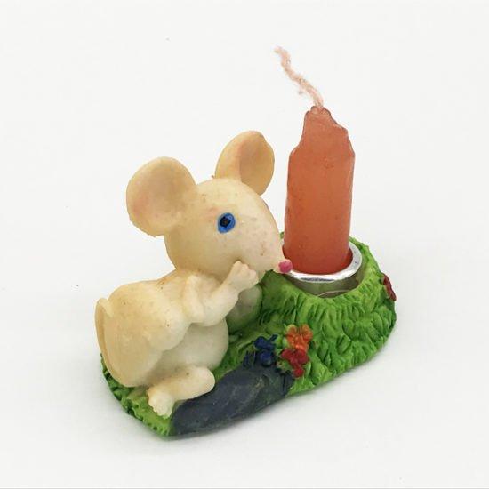Керамика подсвечник крысы КР-015 уп.-10шт. - купить в интернет-магазине Viva-Zakolki
