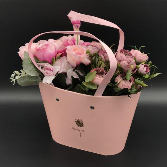 Корзинка для цветов К-337а уп.-1шт. - купить в интернет-магазине Viva-Zakolki