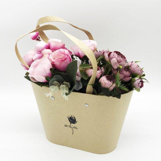Корзинка для цветов К-267б уп.-1шт. - купить в интернет-магазине Viva-Zakolki