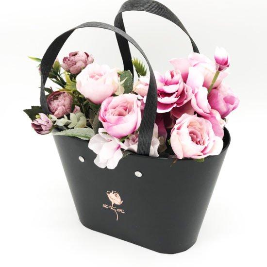 Корзинка для цветов К-337в уп.-1шт. - купить в интернет-магазине Viva-Zakolki