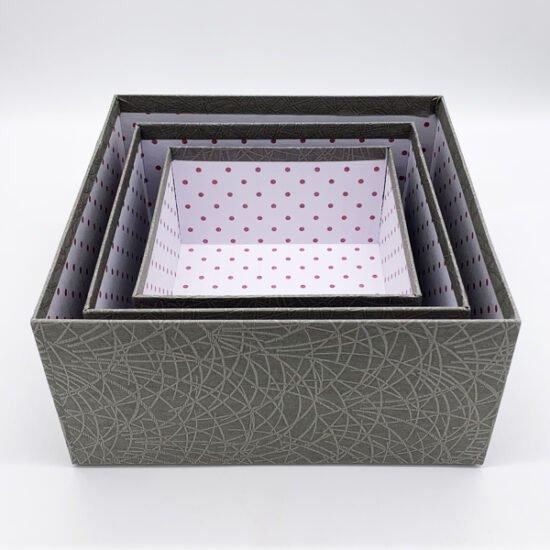 Коробка К-324.