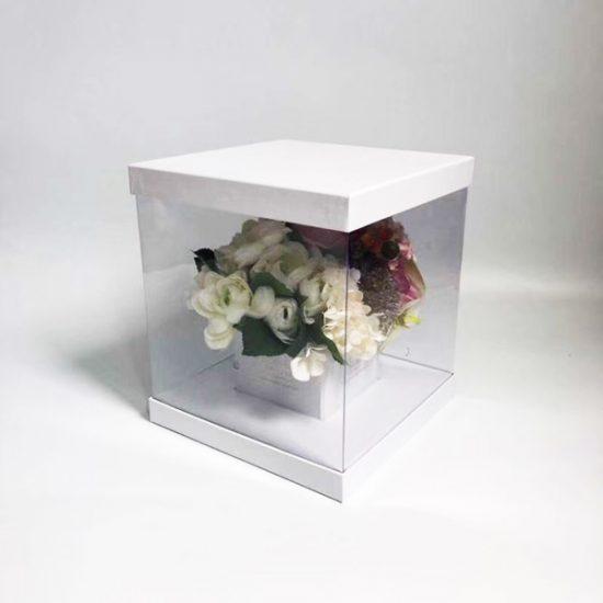 Коробка под цветы К-34б-уп.-1шт. - купить в интернет-магазине Viva-Zakolki