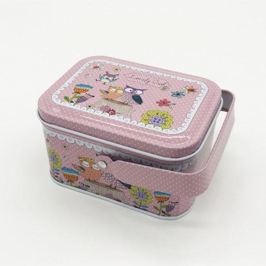 Коробка жесть К-80а уп.-1шт. - купить в интернет-магазине Viva-Zakolki