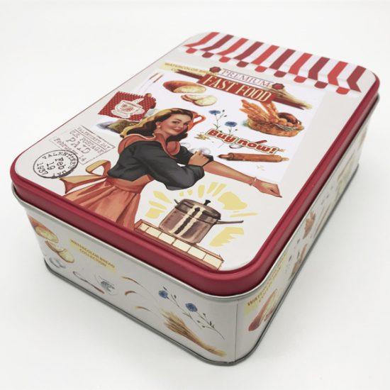 Коробка жесть К-84 уп.-3шт. - купить в интернет-магазине Viva-Zakolki