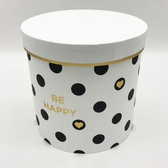 Коробка круглая К-344б уп.-3шт. - купить в интернет-магазине Viva-Zakolki