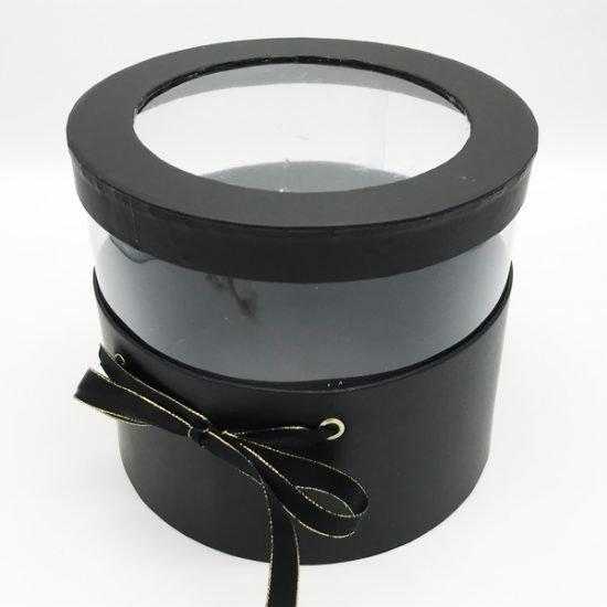 Коробка круглая К-179а уп.-3шт.-11.10.