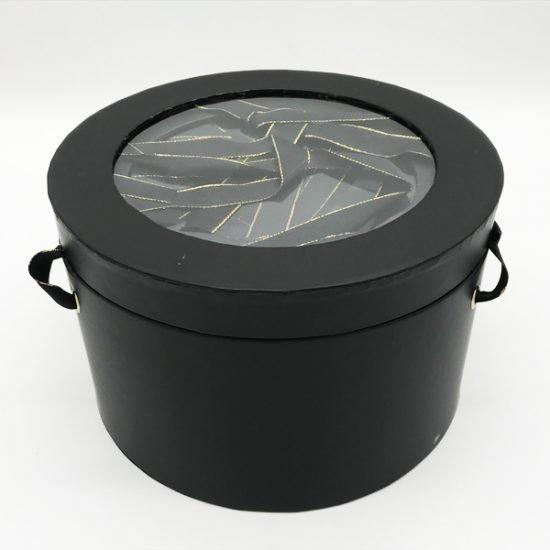 Коробка круглая К-179а.