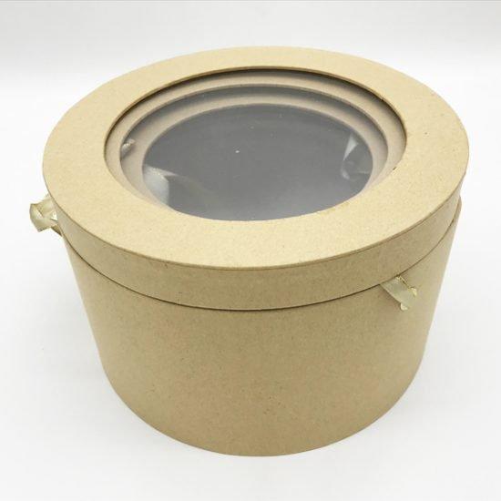 Коробка круглая К-179в.