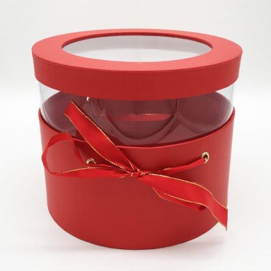 Коробка круглая К-179 уп.-3шт. - купить в интернет-магазине Viva-Zakolki