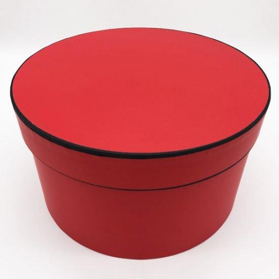 Коробка круглая К-191 уп.-10шт.-10.0.