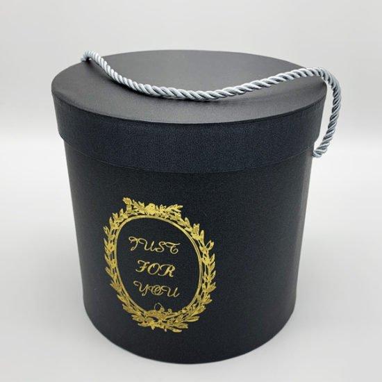 Коробка круглая К-238б уп.-3шт.