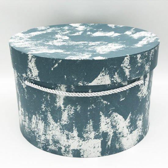 Коробка круглая К-244а уп.-3шт. - купить в интернет-магазине Viva-Zakolki