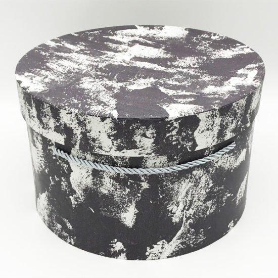 Коробка круглая К-244б уп.-3шт.-12.0.