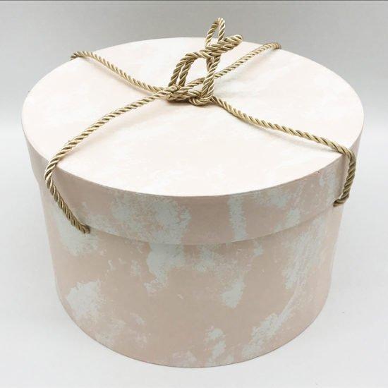 Коробка круглая К-244 уп.
