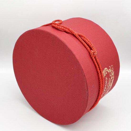 Коробка круглая К-319б.