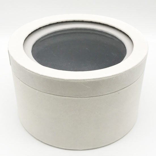 Коробка круглая велюровая К-241г уп.-2шт.-14.80.