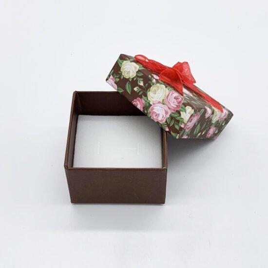 Коробка под кольцо К-296 уп.