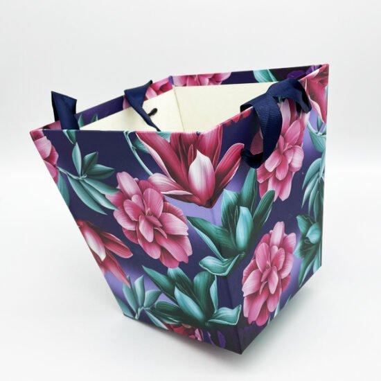 Коробка под цветы К-15а уп.-1шт.-2.22.