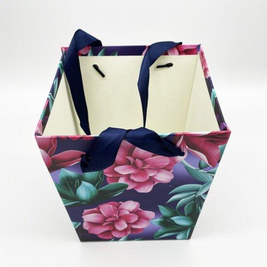 Коробка под цветы К-15а уп.-1шт.