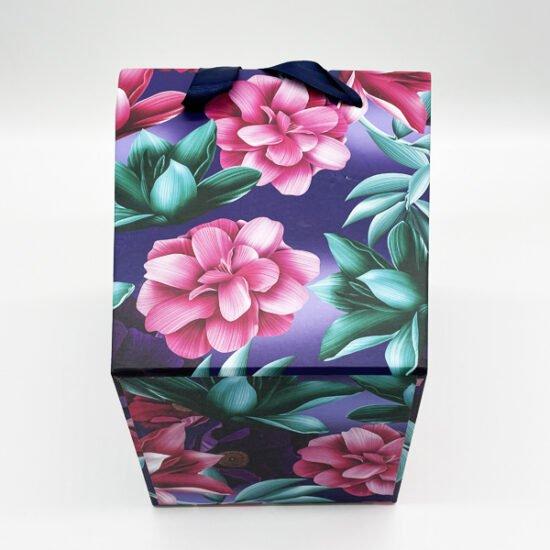 Коробка под цветы К-15а уп.