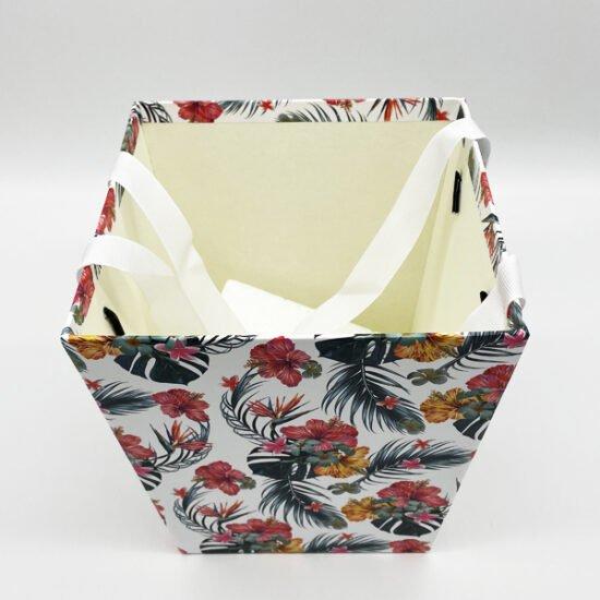 Коробка под цветы К-15б уп.-1шт.