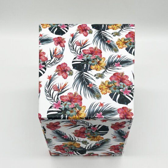 Коробка под цветы К-15б уп.