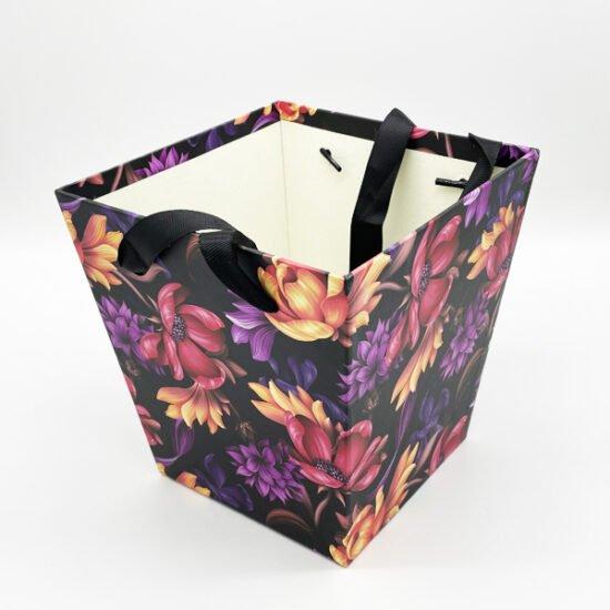 Коробка под цветы К-15 уп.-1шт. - купить в интернет-магазине Viva-Zakolki